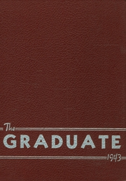 Page 1, 1943 Edition, Greenville High School - Graduate Yearbook (Greenville, IL) online yearbook collection