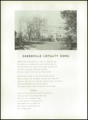 Page 12, 1943 Edition, Greenville High School - Graduate Yearbook (Greenville, IL) online yearbook collection