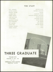 Page 7, 1943 Edition, Greenville High School - Graduate Yearbook (Greenville, IL) online yearbook collection