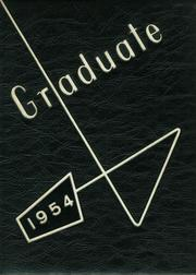 Greenville High School - Graduate Yearbook (Greenville, IL) online yearbook collection, 1954 Edition, Page 1
