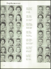Page 54, 1958 Edition, Greenville High School - Graduate Yearbook (Greenville, IL) online yearbook collection