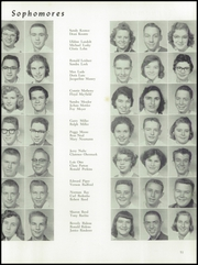 Page 55, 1958 Edition, Greenville High School - Graduate Yearbook (Greenville, IL) online yearbook collection