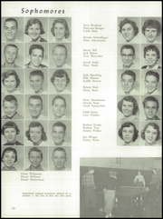 Page 56, 1958 Edition, Greenville High School - Graduate Yearbook (Greenville, IL) online yearbook collection