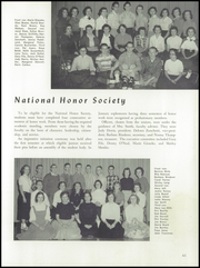 Page 65, 1958 Edition, Greenville High School - Graduate Yearbook (Greenville, IL) online yearbook collection