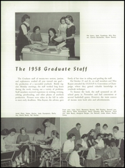 Page 66, 1958 Edition, Greenville High School - Graduate Yearbook (Greenville, IL) online yearbook collection
