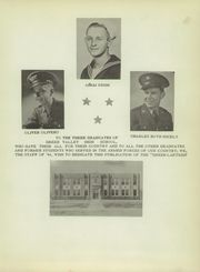 Page 9, 1946 Edition, Green Valley High School - Green Lantern Yearbook (Green Valley, IL) online yearbook collection