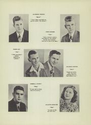 Page 17, 1948 Edition, Green Valley High School - Green Lantern Yearbook (Green Valley, IL) online yearbook collection