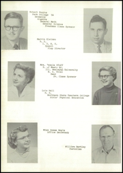 Page 10, 1955 Edition, Saybrook Arrowsmith High School - Totem Yearbook (Saybrook, IL) online yearbook collection