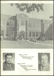 Page 8, 1955 Edition, Saybrook Arrowsmith High School - Totem Yearbook (Saybrook, IL) online yearbook collection