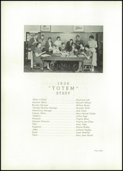Page 10, 1936 Edition, Ridgefarm High School - Totem Yearbook (Ridge Farm, IL) online yearbook collection