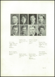 Page 12, 1936 Edition, Ridgefarm High School - Totem Yearbook (Ridge Farm, IL) online yearbook collection