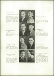 Page 14, 1936 Edition, Ridgefarm High School - Totem Yearbook (Ridge Farm, IL) online yearbook collection