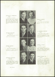 Page 15, 1936 Edition, Ridgefarm High School - Totem Yearbook (Ridge Farm, IL) online yearbook collection