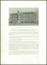 Page 4, 1936 Edition, Ridgefarm High School - Totem Yearbook (Ridge Farm, IL) online yearbook collection