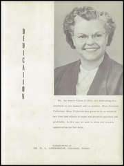 Page 11, 1952 Edition, Ridgefarm High School - Totem Yearbook (Ridge Farm, IL) online yearbook collection