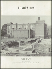 Page 13, 1952 Edition, Ridgefarm High School - Totem Yearbook (Ridge Farm, IL) online yearbook collection
