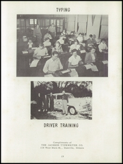 Page 17, 1952 Edition, Ridgefarm High School - Totem Yearbook (Ridge Farm, IL) online yearbook collection