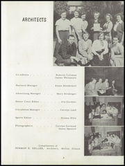 Page 9, 1952 Edition, Ridgefarm High School - Totem Yearbook (Ridge Farm, IL) online yearbook collection
