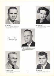 Page 10, 1956 Edition, Tonica High School - Mirror Yearbook (Tonica, IL) online yearbook collection
