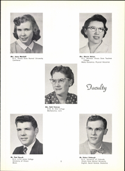Page 11, 1956 Edition, Tonica High School - Mirror Yearbook (Tonica, IL) online yearbook collection