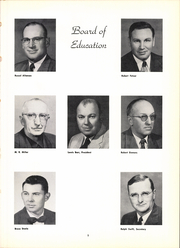 Page 13, 1956 Edition, Tonica High School - Mirror Yearbook (Tonica, IL) online yearbook collection