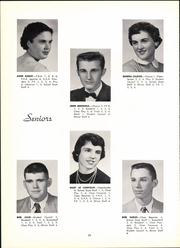 Page 16, 1956 Edition, Tonica High School - Mirror Yearbook (Tonica, IL) online yearbook collection