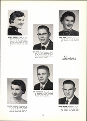 Page 17, 1956 Edition, Tonica High School - Mirror Yearbook (Tonica, IL) online yearbook collection