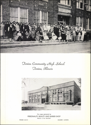Page 7, 1956 Edition, Tonica High School - Mirror Yearbook (Tonica, IL) online yearbook collection