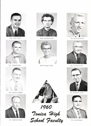 Page 9, 1960 Edition, Tonica High School - Mirror Yearbook (Tonica, IL) online yearbook collection