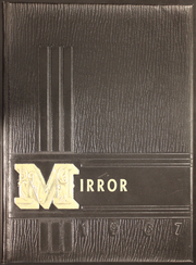 1967 Edition, Tonica High School - Mirror Yearbook (Tonica, IL)