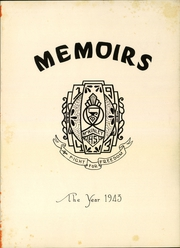 Page 3, 1943 Edition, McKinley High School - Memoirs Yearbook (Chicago, IL) online yearbook collection