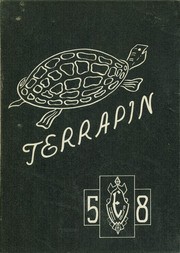 1958 Edition, Elizabeth High School - Terrapin Yearbook (Elizabeth, IL)