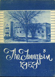 1959 Edition, Elizabeth High School - Terrapin Yearbook (Elizabeth, IL)