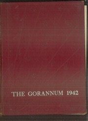 1942 Edition, Gorham High School - Gorannum Yearbook (Gorham, IL)