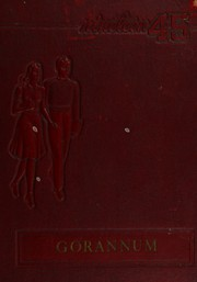 1945 Edition, Gorham High School - Gorannum Yearbook (Gorham, IL)