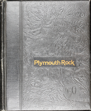 Page 1, 1950 Edition, Plymouth High School - Rock Yearbook (Plymouth, IL) online yearbook collection