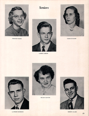 Page 17, 1958 Edition, Plymouth High School - Rock Yearbook (Plymouth, IL) online yearbook collection
