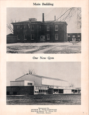 Page 7, 1958 Edition, Plymouth High School - Rock Yearbook (Plymouth, IL) online yearbook collection