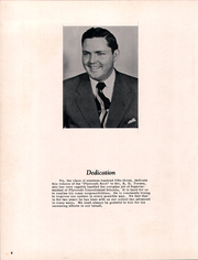 Page 8, 1958 Edition, Plymouth High School - Rock Yearbook (Plymouth, IL) online yearbook collection
