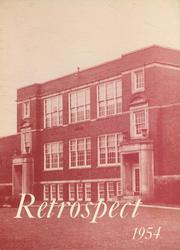1954 Edition, Cornell High School - Retrospect Yearbook (Cornell, IL)