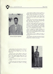 Page 13, 1953 Edition, Saint Andrews School - Andrean Yearbook (Barrington, RI) online yearbook collection