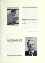Page 7, 1953 Edition, Saint Andrews School - Andrean Yearbook (Barrington, RI) online yearbook collection