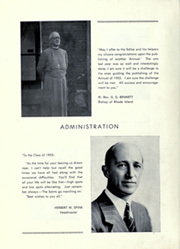 Page 8, 1953 Edition, Saint Andrews School - Andrean Yearbook (Barrington, RI) online yearbook collection