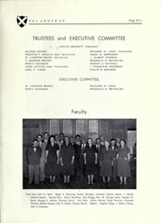 Page 9, 1953 Edition, Saint Andrews School - Andrean Yearbook (Barrington, RI) online yearbook collection