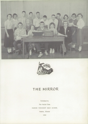 Page 9, 1956 Edition, Rankin Township High School - Mirror Yearbook (Rankin, IL) online yearbook collection