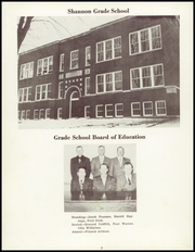 Page 10, 1952 Edition, Shannon High School - Eagorack Yearbook (Shannon, IL) online yearbook collection