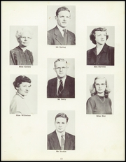 Page 15, 1952 Edition, Shannon High School - Eagorack Yearbook (Shannon, IL) online yearbook collection
