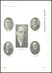 Page 13, 1936 Edition, Moore Township High School - Owl Yearbook (Farmer City, IL) online yearbook collection