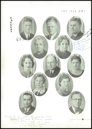Page 14, 1936 Edition, Moore Township High School - Owl Yearbook (Farmer City, IL) online yearbook collection