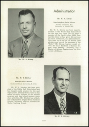 Page 12, 1949 Edition, White Hall High School - Echo Yearbook (White Hall, IL) online yearbook collection